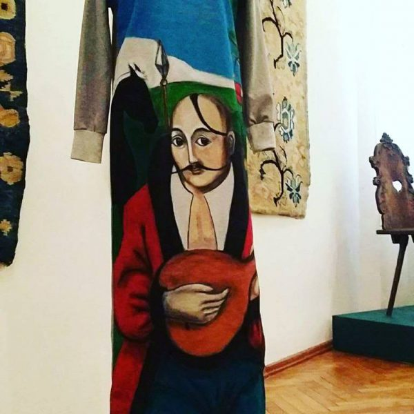 Выставка работ ALEXANDER DETS в НАЦИОНАЛЬНОМ МУЗЕИ